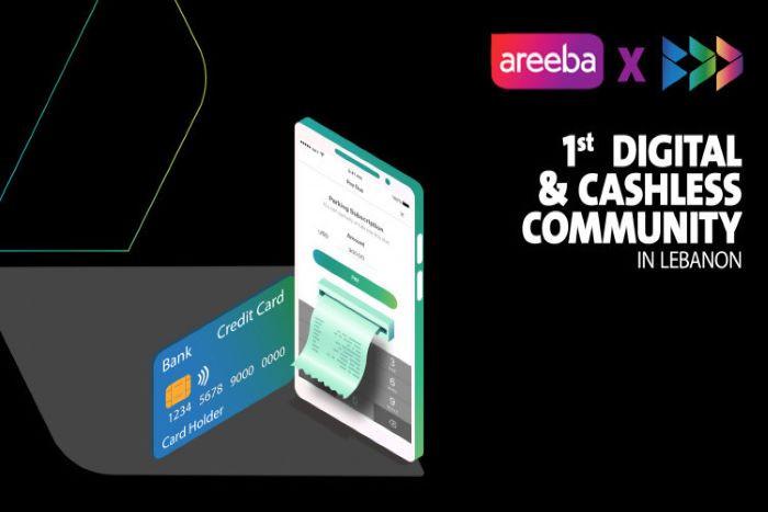 Beirut Digital District & areeba partner to launch the 1st Digital & Cashless Community in Lebanon
